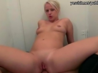Beautiful Czech girl paid for anal sex