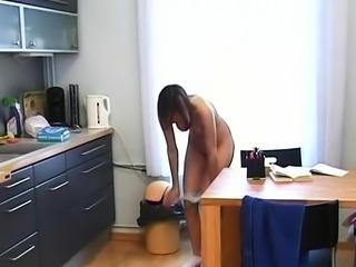 Magical Vixxen who likes to play with her sex tool