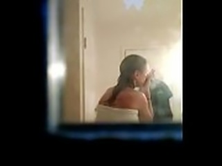 Hot Claire Huff Keiser Spy Shower Naked Exposed