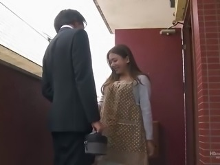 A young wife's shaking nipples Mei Matsumoto