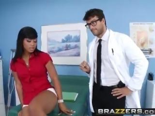 Brazzers - Doctor Adventures - Leilani Leeane and Ramon - Doc Loosen Up My...