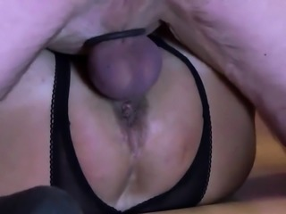 huge cream pie pouring out