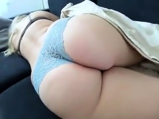 Alluring babe with a perfect ass takes a deep banging in POV