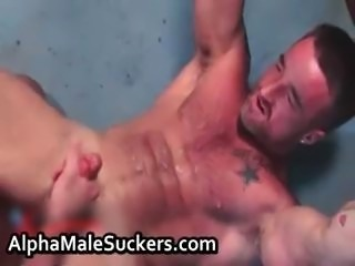 Extreme hardcore gay fucking and sucking part4