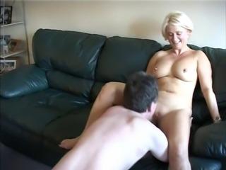 British Milf Julie Threesome