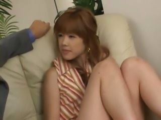 Sleeping japanese beauty anal penetrated