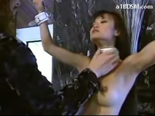 Asian Girl Tied Legs And Arms S ... free