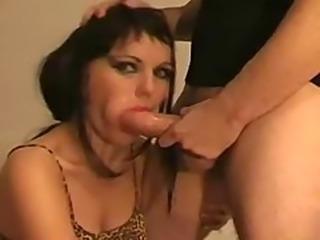 German Mouthfuck