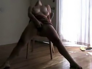 Intense orgasm and squirt