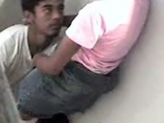 great indian bathroom voyeur (caught)