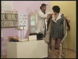 Hungarian Pregnant MILF by the Doctor