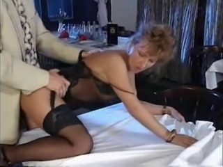 HOT MOM n142 blonde anal mature milf and her young man