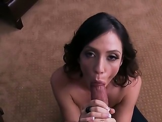 Ariella Ferrera is the goddess of amazing fucking scenes with her great big...