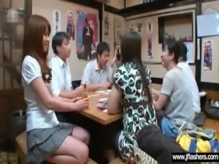 Cute Hot Asian Girl Flash Her Body And Fuck Outside video-17 free
