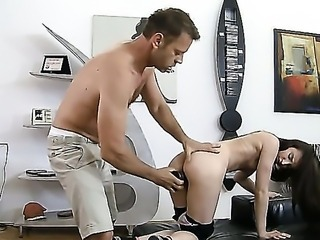 Rocco Siffredi has already found another victim of his ravenous dick. This is...