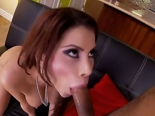 Alexa Nicole is a remarkable slut with natural boobs and deep throat. She has...