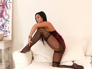 Victoria Blaze returns for her third appearance on our site, and the...