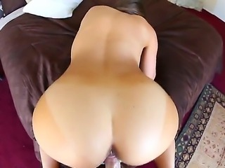 Amazing POV scene with a gorgeous babe with a great ass Remy LaCroix