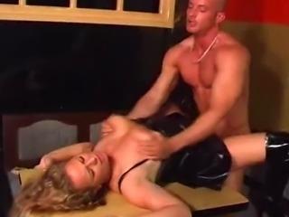 chubby german fucked