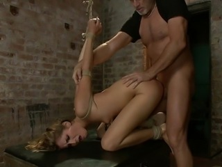 Kara Price gets bound and fucked hard