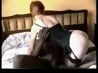 skinny mature redhead wife on bbc