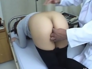 Doctor bum fucked his patient hard free