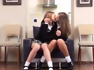 They Have Their First Lesbian Experience