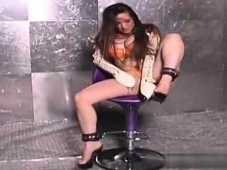Sexy pornstar ass spanking