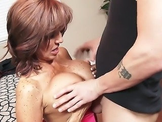 Tara Holiday is a hot milf that likes a young cock in her cunt. She gets...