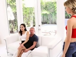 Pops Day With Malina Mars Is Full Of Naughty Surprises