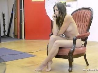 Katlyn Lacoste Nude Photoshoot - HD