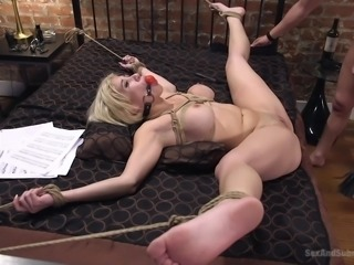 Cristi Ann is a chick that loves to be dominated. Only thing that brings her...