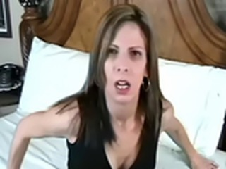 WIFE CRAZY Mom Blackmailed For Anal