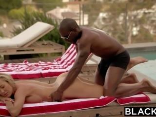 BLACKED Brandi Love´s First Big Black Cock