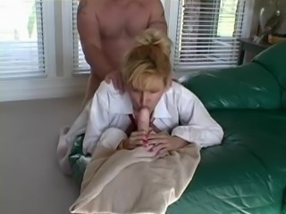 Milf gets fucked from behind