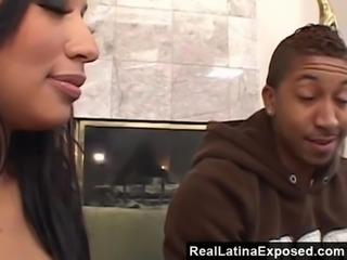 RealLatinaExposed  Jasmine Takes on a