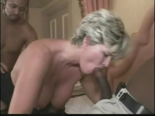 Busty Wife Interracial Gangbang Bareback 1