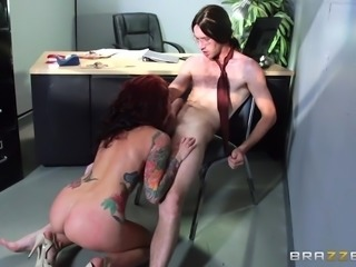Brazzers - Monique Alexender loves big cock.mp4