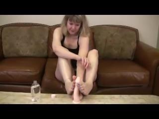 Foot Job Practice
