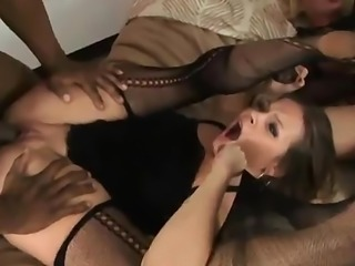 Hot Foursome - Tristyn Kennedy Ashlynn Leigh