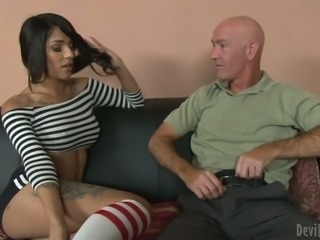 Transsexual Babysitters
