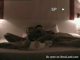 Wild sex with my German wife in the hotel room on our vacation