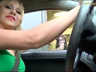 Crazy girl fucks everywhere