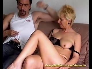 german moms first anal sex