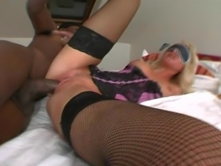 Dirty Blondes And Black Cocks XXX