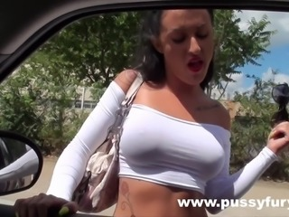 A hooker sucks and fucks with her client