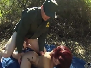Courtney taylor blowjob Oficer of patrol agrees to help redh