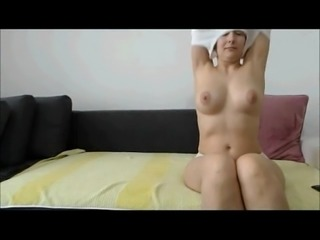 Spy milf with big booty on cam - hotnaughtycams.com