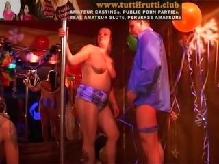 euro amateur swinger party