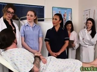 Cfnm brits in hospital